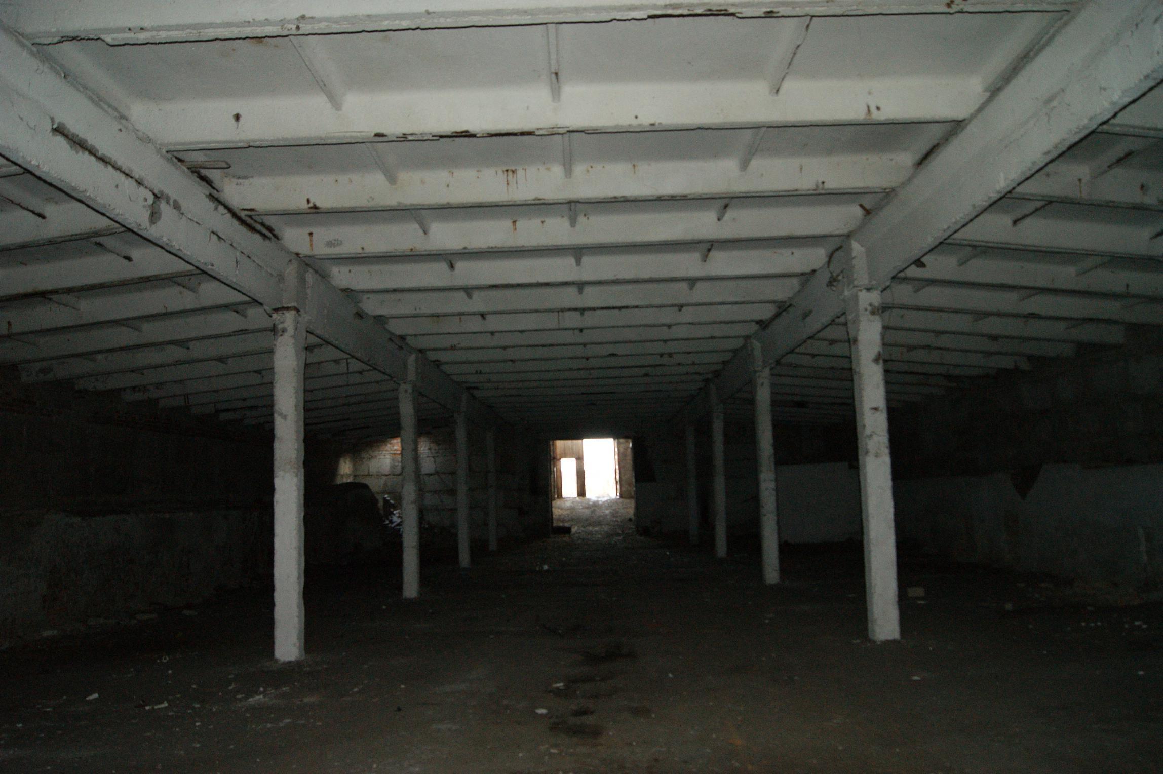 Продам производственное помещение (картофелехранилище)