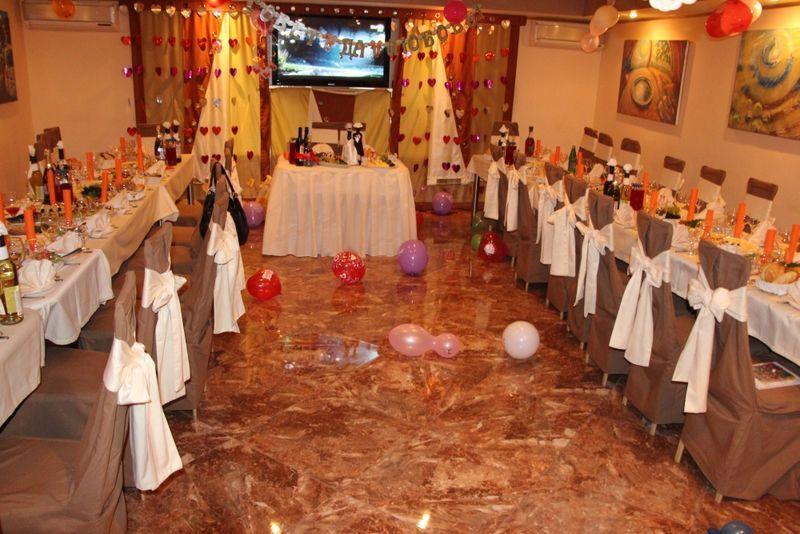 Текстиль для свадеб
