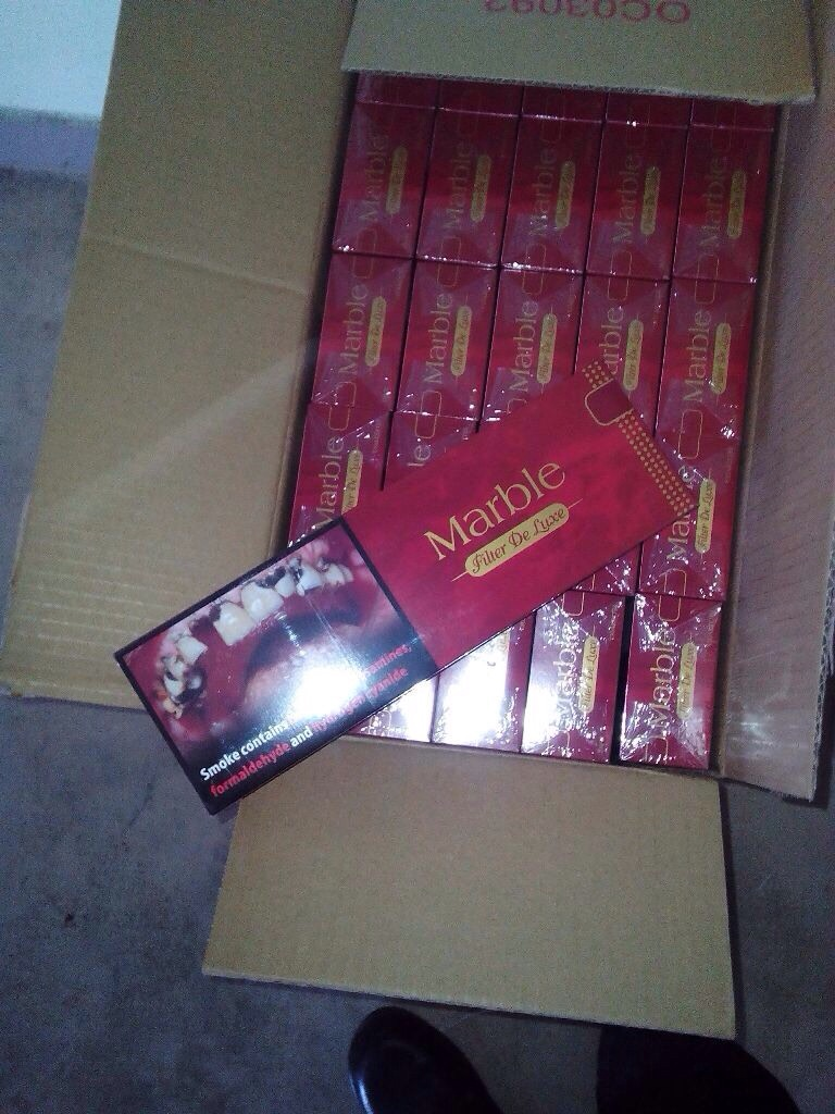 Продам оптом сигарeты Marble картон. Опт от 5ящ-215, от 10 ящ-договорная