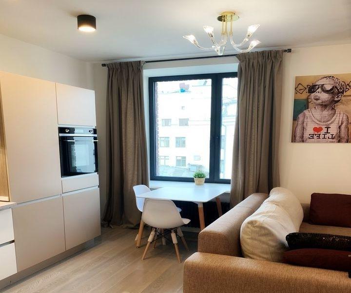 Сдается абсолютно новые апартаменты в жилом комплексе премиум класса Большевик.