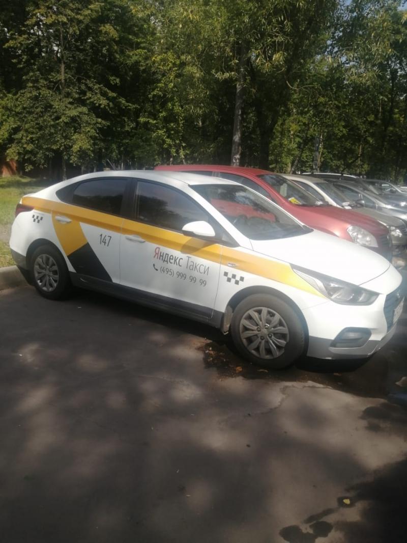 Требуется Водитель такси, Москва